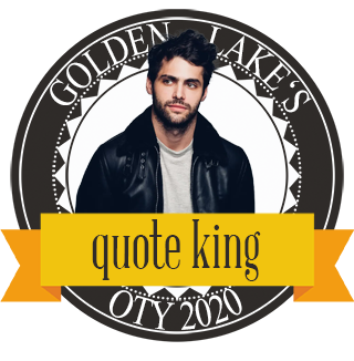 Golden Lakes Quote King
