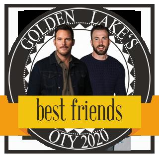 GOlden Lakes BFFs